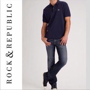 🔥Rock & Republic NEIL 36x32 Men's Jeans